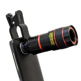 COD Universal 8X Telephoto Lens Optical Zoom Mobile Phone