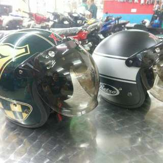 helmet cafe racer classic