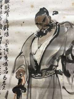 Chinese painting 68x47cm