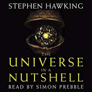 AUDIOBOOK - The Universe in a Nutshell by Stephen Hawking