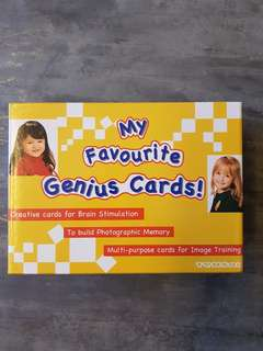 Shichida flash Cards- my fav genius cards