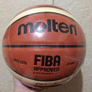 MOLTEN GG7X FIBA BASKETBALL