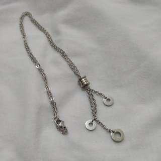 """Bvlgari"" Necklace"