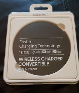 Wireless Charger Convertible - Samsung EP-PG950