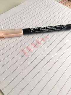 Brush Marker/Pen