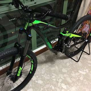 FS: FrameSet Only | Medium | Giant Trance 2 2017 | Boost Spe)