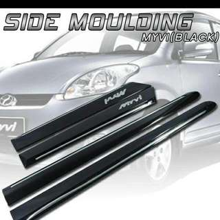 Myvi door liner moulding