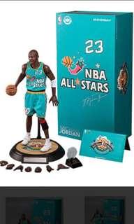 Enterbay All star Micheal Jordan not hottoys  ( rare)