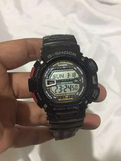 Casio G-Shock Mudman Series (100% authentic)