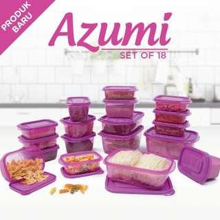 Azumi Set of 18