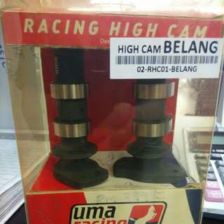 Suzuki belang150 uma racing cam set (original)