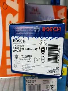 Bosch Brake Pad Mitsubishi Lancer