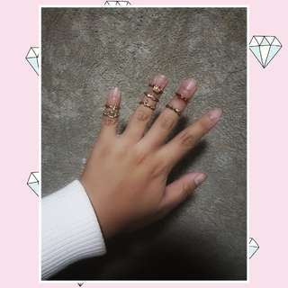 Midi Ring Set (7pcs)