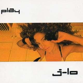 Jennifer Lopez - Play (CD Single)