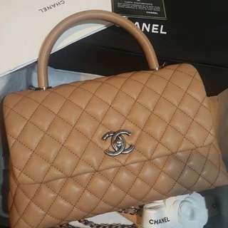 Authentic Chanel Coco Medium