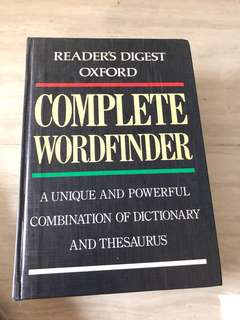 Free Reader Digest's Dictionary