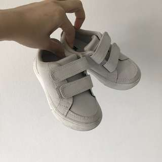 H&M toddler kids shoes unisex Velcro straps