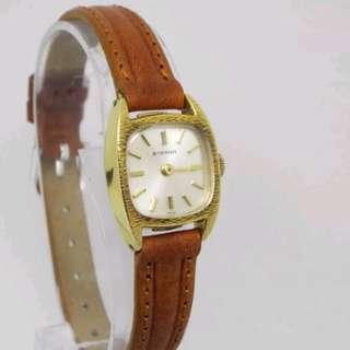 Vintage Gold Plated Eterna Ladies Watch