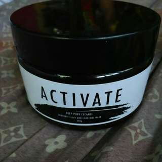 Activate Pore-Cleansing Charcoal Mask