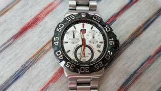 Tag Heuer F1 Quartz Chronograph CAH1111