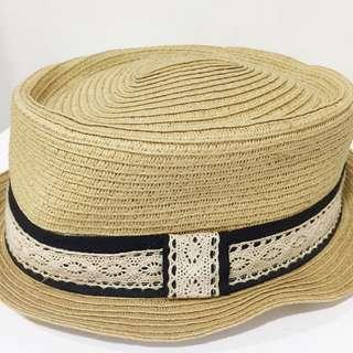 Summer woven hat