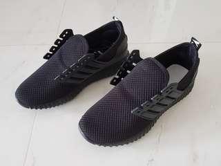Black soft shoes Man Woman 38