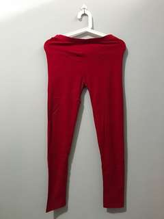 Forever21 Red Pants