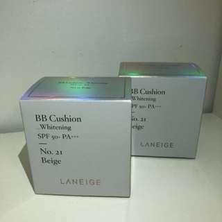 LaNeige - BB Cushion whitening No.21 Beige