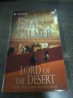 Lord of the Dessert - Sang Penguasa Padang Pasir by Diana Palmer