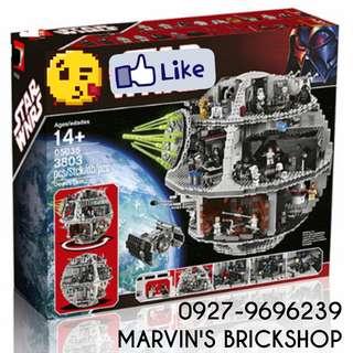 For Sale Building Blocks Toy Star Wars DEATH STAR set