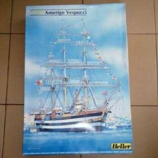 Rakitan kapal amerigo