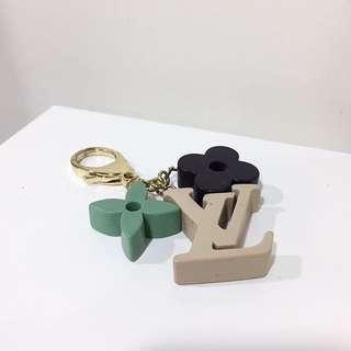 Louis Vuitton bag charm keychain