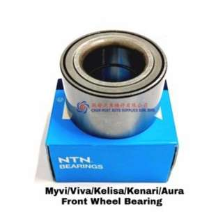 NTN Front Wheel Bearing (Myvi, Kelisa, Viva, Kenari, Aura)