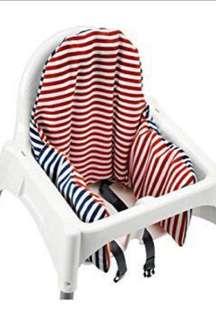 Ikea baby high chair cushion