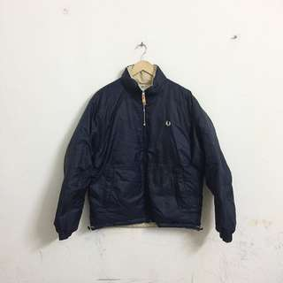 Fred Perry Reversible Puffer Jacket