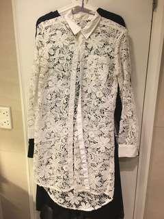Initial 恤衫裙