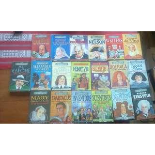 19 Dead Famous books