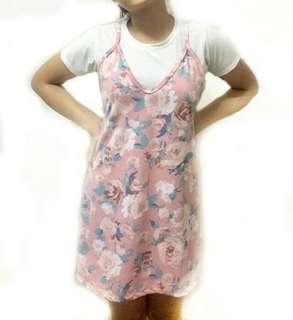 Slip-on dress (inner shirt not included)