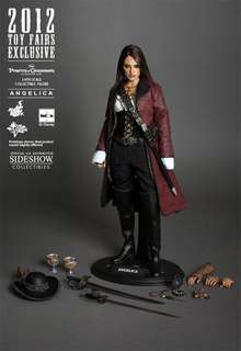 Hot toys Angelica ( pirates of the Caribbean)