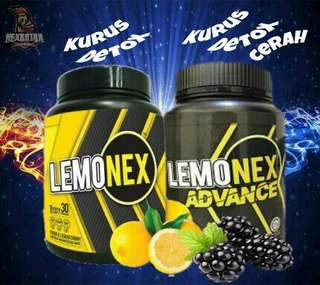 KURUS + CERAH (LEMONEX ADVANCE)