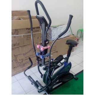 orbi track  crosstrainer dengan 5 fungsi