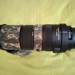 Selling my nice and sharp Sigma lens