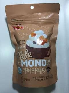 韓國超濃咖啡味杏仁一包200g