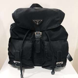 4dd64795aa99 ... low price prada backpack preloved womens fashion bags wallets on  carousell 7f8a5 cce0d
