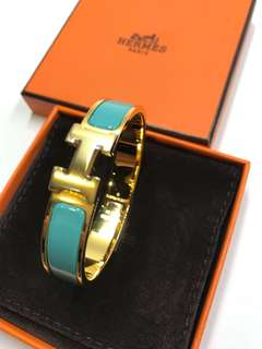 Hermes Clic H Bracelet 手桅 全新購自巴黎