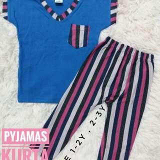 Pyjamas kurta