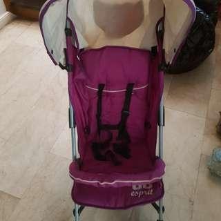 Repriced Esprit toddler stroller