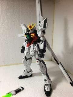 Gundam mg x 模型