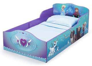 Frozen toodler bed