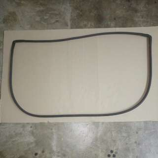 PERODUA KANCIL WEATHERSTRIP WINDSCREEN FRONT REPLACEMENT PART